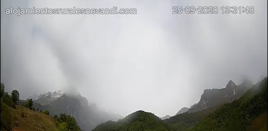 Foto de la web de Apartamentos Nevandi de Espinama. Pulse para verla más grande